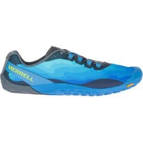 Merrell Vapor Glove 4 - Calzado Hombre - gris/azul